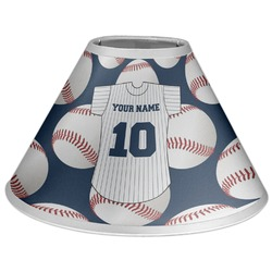 Baseball Jersey Coolie Lamp Shade (Personalized)