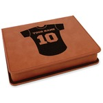 Baseball Jersey Leatherette 4-Piece Wine Tool Set (Personalized)