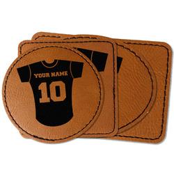 Baseball Jersey Leatherette Patch (Personalized)