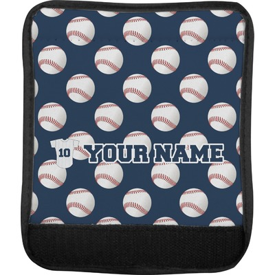 Baseball Jersey Luggage Handle Cover Personalized