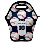 Baseball Jersey Lunch Bag w/ Name and Number
