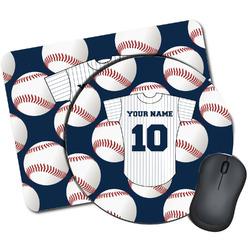 Baseball Jersey Mouse Pads (Personalized)