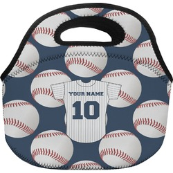 Baseball Jersey Lunch Bag (Personalized)