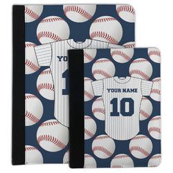 Baseball Jersey Padfolio Clipboard (Personalized)