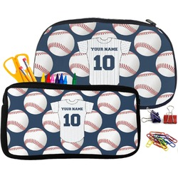 Baseball Jersey Pencil Case (Personalized)