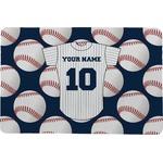 Baseball Jersey Comfort Mat (Personalized)