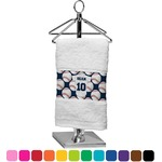 Baseball Jersey Finger Tip Towel (Personalized)