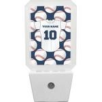 Baseball Jersey Night Light (Personalized)