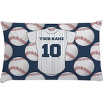 Baseball Jersey Pillow Case (Personalized)