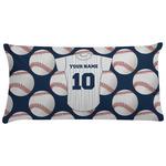 Baseball Jersey Pillow Case (Personalized)