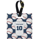 Baseball Jersey Luggage Tags (Personalized)
