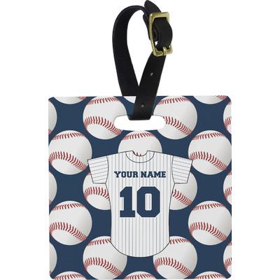 Baseball Jersey Luggage Tags (Personalized)