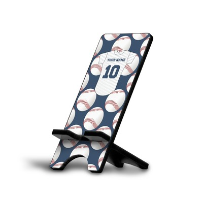 Baseball Jersey Cell Phone Stands (Personalized)