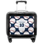 Baseball Jersey Pilot / Flight Suitcase (Personalized)