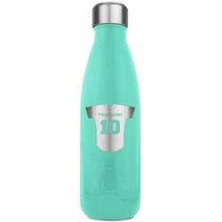 Baseball Jersey RTIC Bottle - Teal (Personalized)