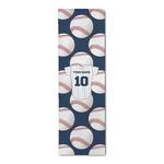 Baseball Jersey Runner Rug - 3.66'x8' (Personalized)