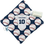 Baseball Jersey Security Blanket (Personalized)