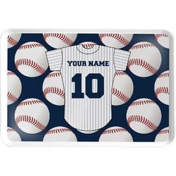 Baseball Jersey Serving Tray (Personalized)