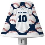 Baseball Jersey Shade Night Light (Personalized)