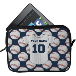 Baseball Jersey Tablet Case / Sleeve (Personalized)