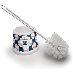 Baseball Jersey Toilet Brush (Personalized)