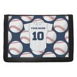 Baseball Jersey Trifold Wallet (Personalized)