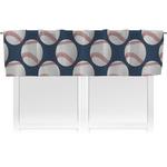 Baseball Jersey Valance (Personalized)