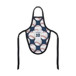 Baseball Jersey Bottle Apron (Personalized)