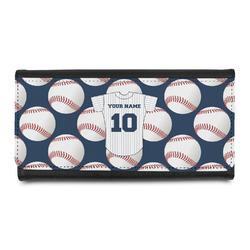Baseball Jersey Leatherette Ladies Wallet (Personalized)