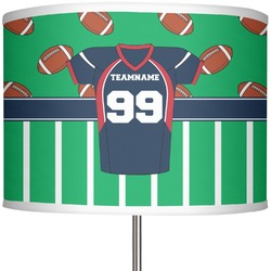 "Football Jersey 13"" Drum Lamp Shade (Personalized)"