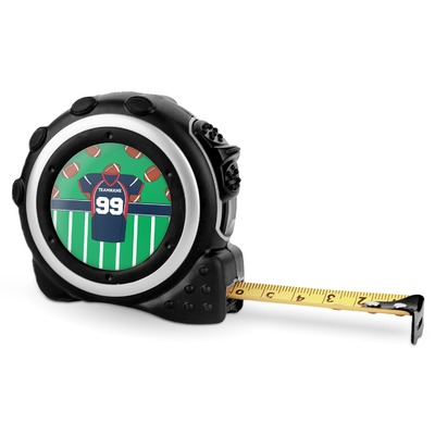Football Jersey Tape Measure - 16 Ft (Personalized)