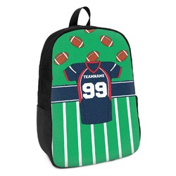 Football Jersey Kids Backpack (Personalized)