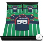 Football Jersey Duvet Covers (Personalized)