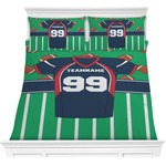 Football Jersey Comforters (Personalized)
