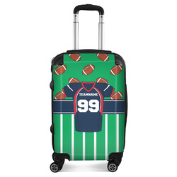 Football Jersey Suitcase (Personalized)