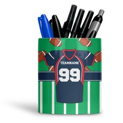 Football Jersey Ceramic Pen Holder