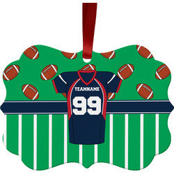 Football Jersey Ornament (Personalized)