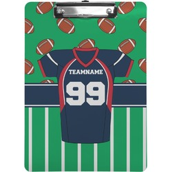 Football Jersey Clipboard (Personalized)