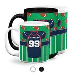 Football Jersey Coffee Mugs (Personalized)