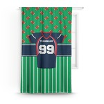 Football Jersey Curtain (Personalized)
