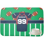 Football Jersey Dish Drying Mat (Personalized)