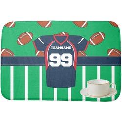 Football Jersey Dish Drying Mat (Personalized)