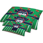 Football Jersey Dog Bed w/ Name and Number