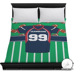 Football Jersey Duvet Cover (Personalized)