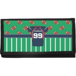 Football Jersey Checkbook Cover (Personalized)