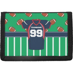Football Jersey Trifold Wallet (Personalized)