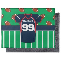 Football Jersey Microfiber Screen Cleaner (Personalized)
