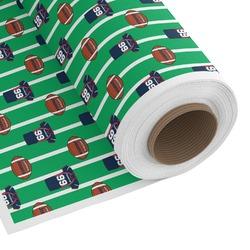 Football Jersey Custom Fabric - Spun Polyester Poplin (Personalized)