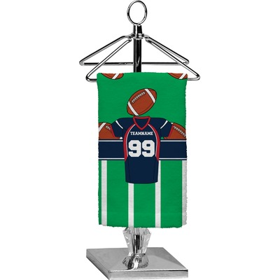 Football Jersey Finger Tip Towel - Full Print (Personalized)