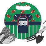 Football Jersey Gardening Knee Cushion (Personalized)